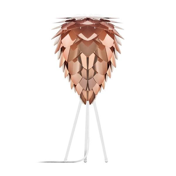 Lampa w miedzianej barwie VITA Copenhagen Conia, Ø30cm