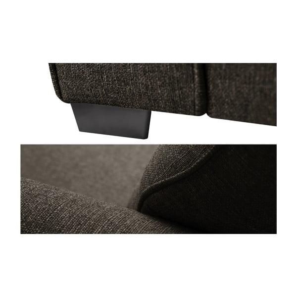 Jasnokasztanowa 2-osobowa rozkładana sofa Jalouse Maison Ivy
