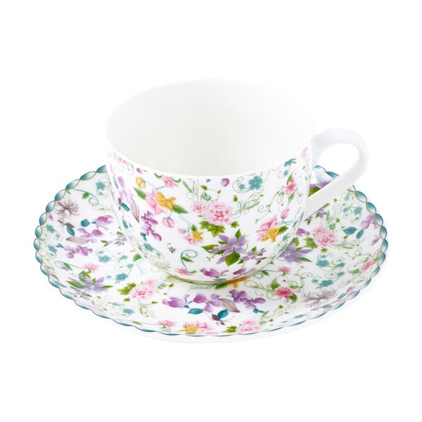 Zestaw do herbaty Krauff Versailles, 12 szt.