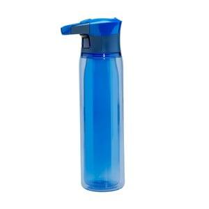 Butelka na wodę Martinique 530 ml, niebieska