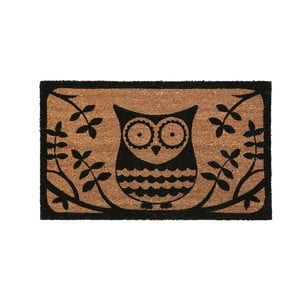Wycieraczka Owl, 40x60 cm