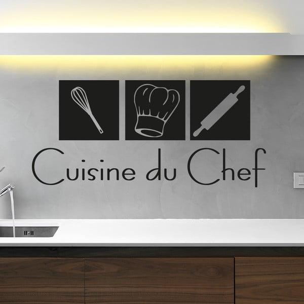 Naklejka Ambiance Cuisine du Chef