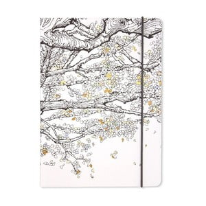 Notes A5 Go Stationery The Time Garden