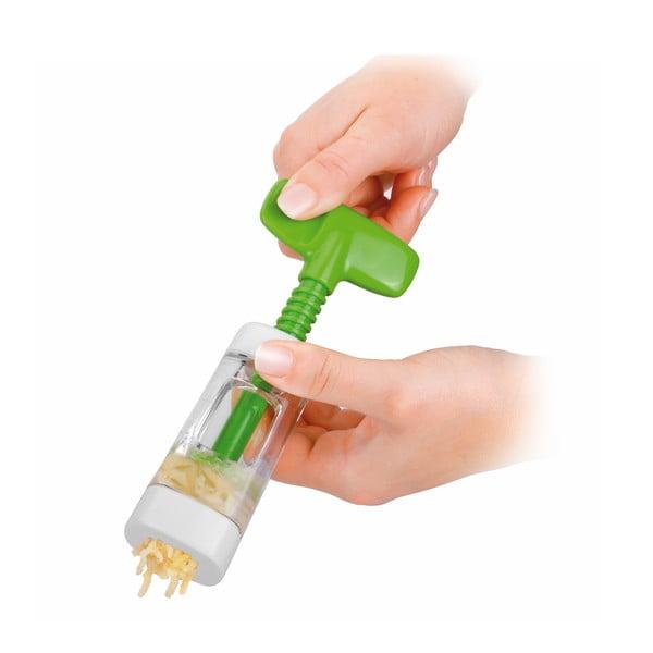 Wyciskacz do czosnku HANDY Tescoma, zielony