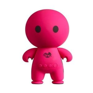 Różowy głośnik TINC Bop
