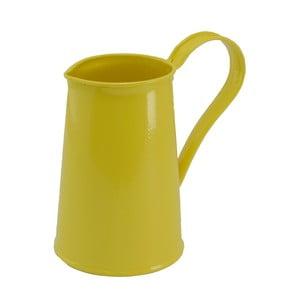 Dzbanek metalowy Kovotvar, 1.8 l, żółty
