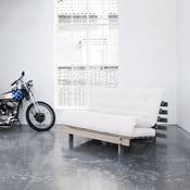 Sofa rozkładana Karup Roots Raw/Natural