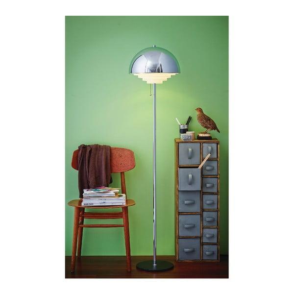 Lampa stojąca Motown Chrome