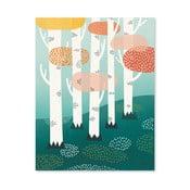 Plakat Michelle Carlslund Forest, 30x40cm