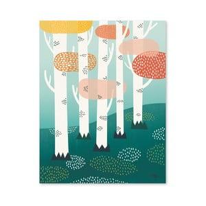 Plakat Michelle Carlslund Forest, 50x70cm