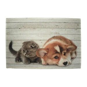 Mata stołowa Mars&More Kitten and Puppie 40x30 cm