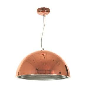 Lampa sufitowa Amalfi 40, miedziana