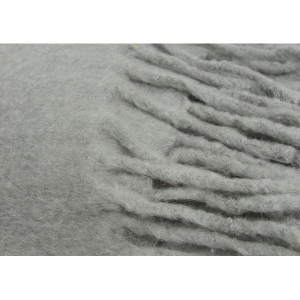 Koc Grey Softness, 170x130 cm