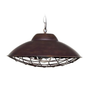 Lampa sufitowa Metal Brown