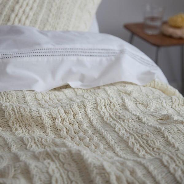 Pled Chamonix White, 130x170 cm