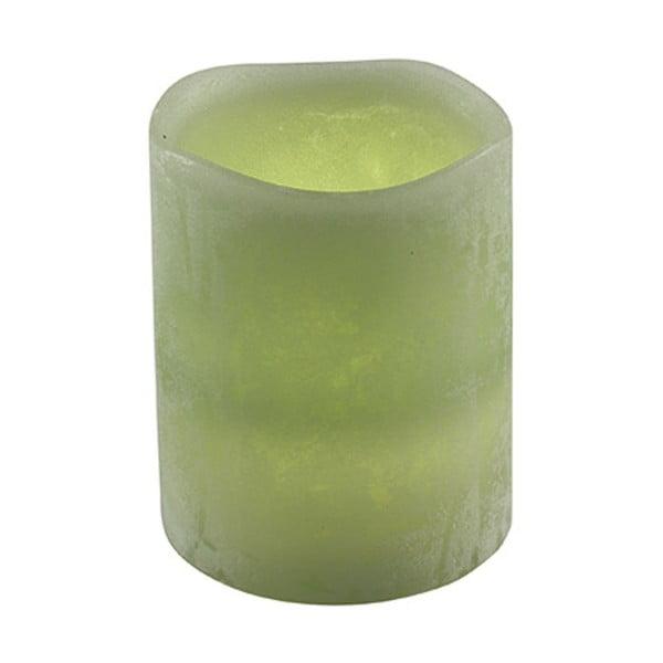 Świeczka LED Vorsteen Taper Moss, 7,5cm