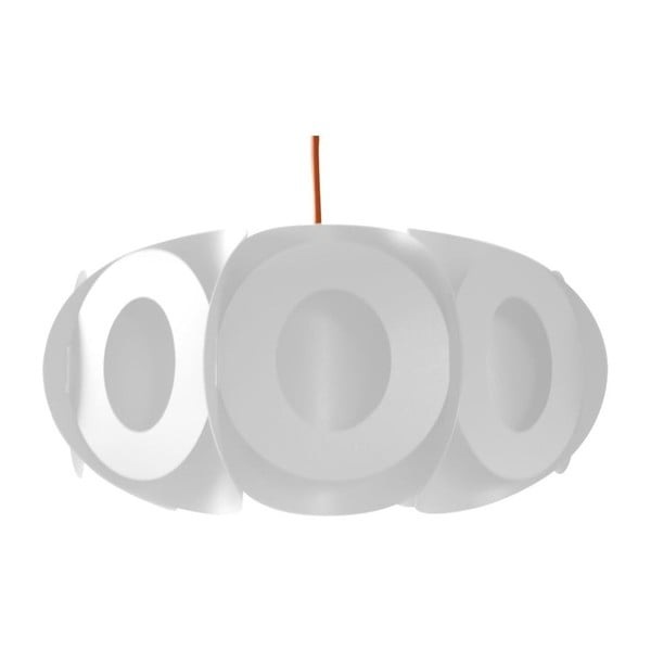 Klosz Oval, biały