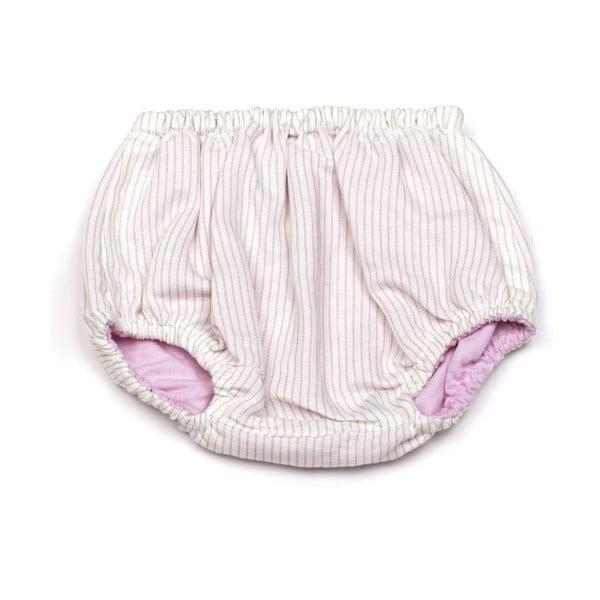Dziecięce majteczki na pieluchę Pink Diaper S