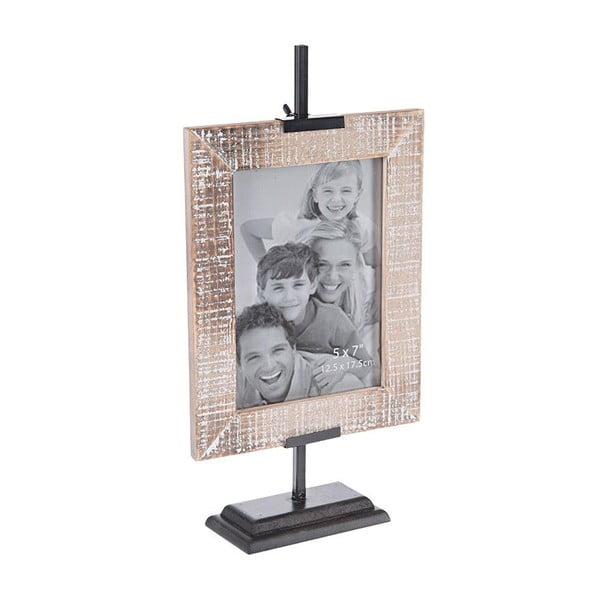 Ramka na zdjęcia Wooden Beige, 13x18 cm