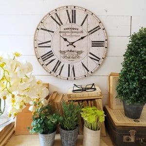 Zegar ścienny Orchidea Fabrique
