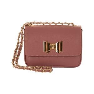 Skórzana torebka Andrea Cardone 2020 Hot Pink