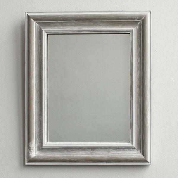 Lustro Grey Days, 29x34 cm