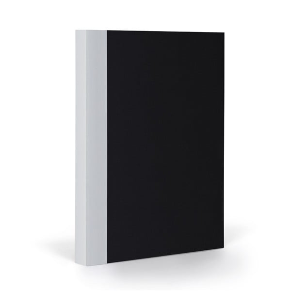 Notes FANTASTICPAPER A5 Black/Cool Grey, w linie