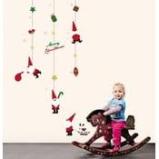 Naklejka   Fanastick Fathers Christmas Toys