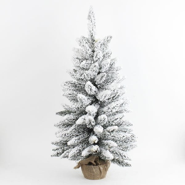 Dekoracja Snowflake Pine, 90 cm