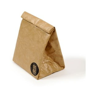 Torebka na kanapki Luckies of London Brown Paper Bag