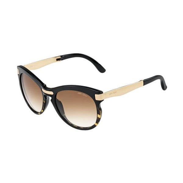 Okulary przeciwsłoneczne Jimmy Choo Lana Zebra/Brown
