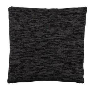 Poduszka Melange Black, 50x50 cm