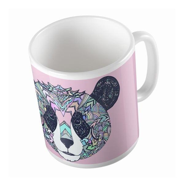Ceramiczny kubek Panda In Colours, 330 ml