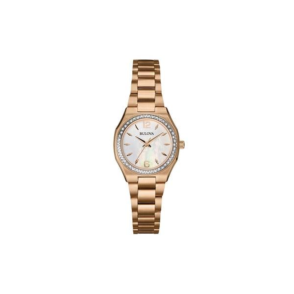 Zegarek damski Bulova 98205 Rose Gold/Rose Gold