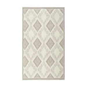 Dywan bawełniany Fara 160x230 cm, kremowy
