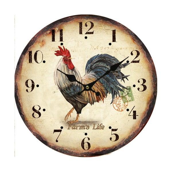 Zegar ścienny Bolzonella Campagna