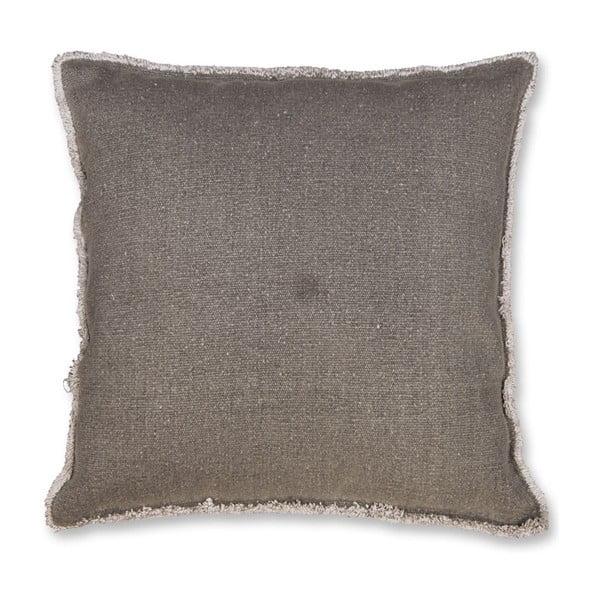 Poduszka Siem 45x45 cm, ciemnoszara