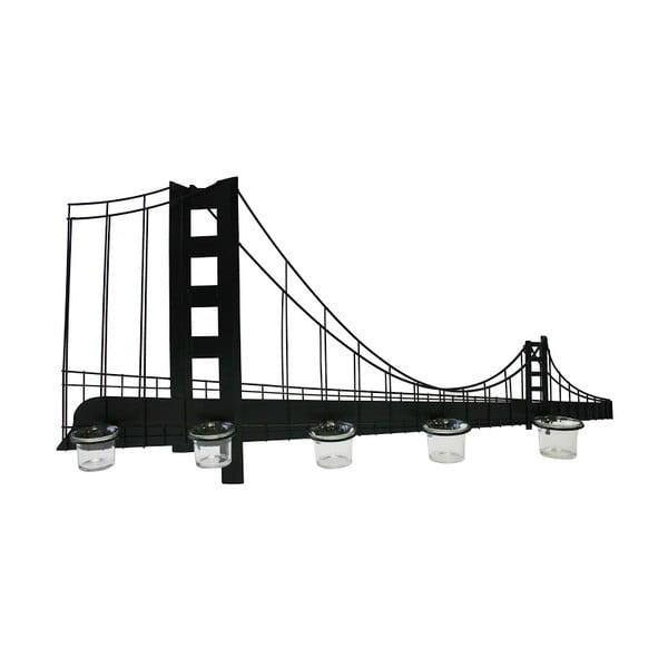 Świecznik wiszący Bridge