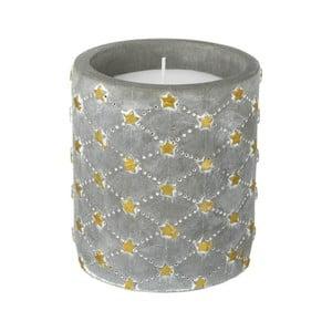 Świeczka ze złotymi detalami Parlane Star