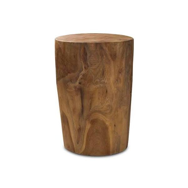 Dřevěná taburetka Rond