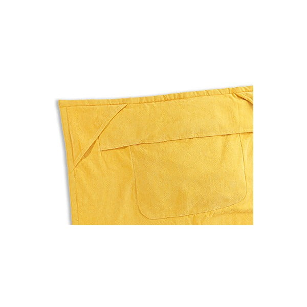 Ręcznik plażowy Kami Moe 90x180 cm, szary