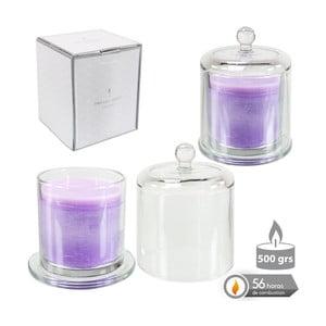 Lawendowa świeczka zapachowa w pojemniku szklanym Unimasa Quesera