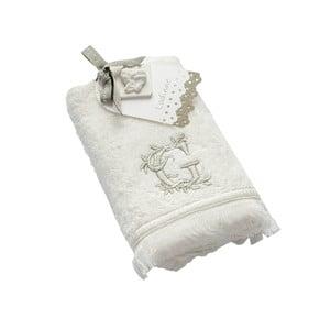 Ręcznik z inicjałem G, 30x50 cm