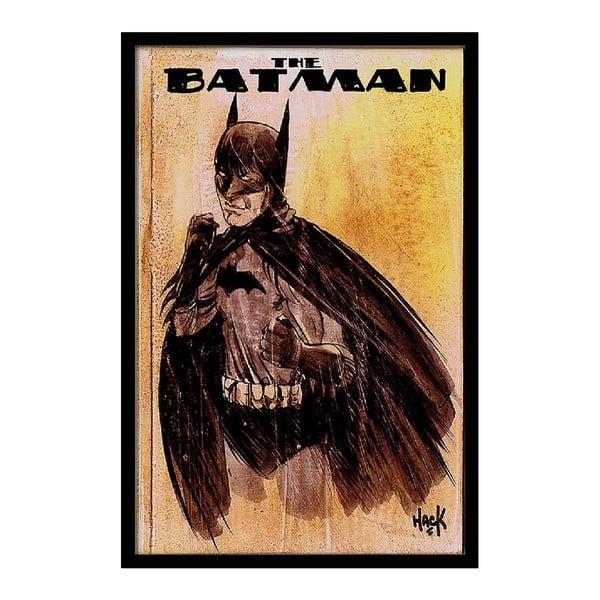 Plakat Brave Batman, 35x30 cm