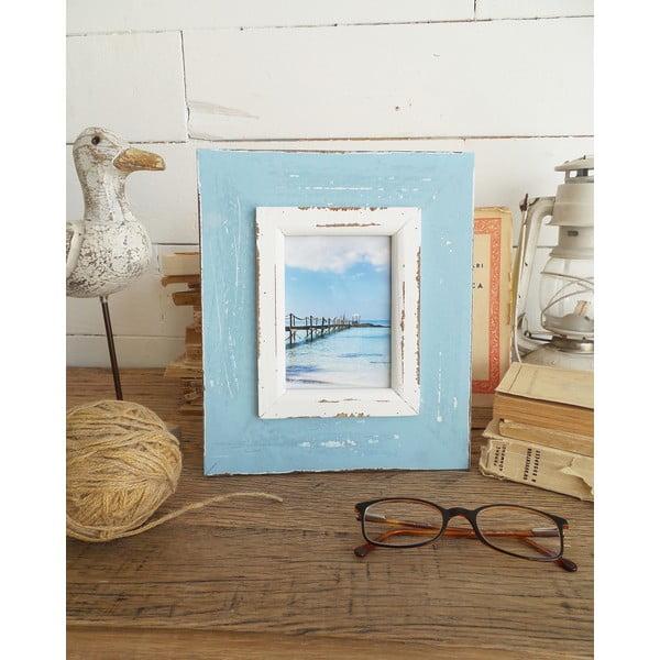 Ramka na zdjęcia Seaside Blue
