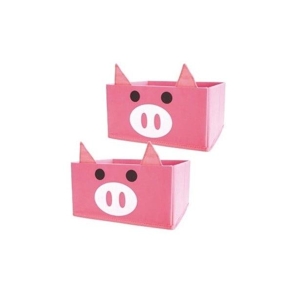 Zestaw 2 organizerów JOCCA Pigs