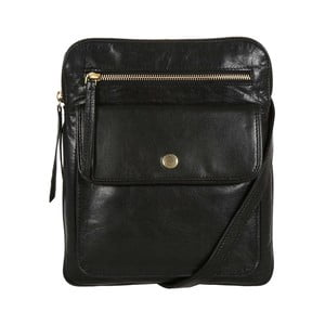 Damska torba skórzana Tess Black