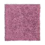 Szaro-różowy dywan Tiseco Shaggy, 60x100cm