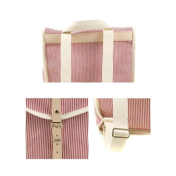 Plecak Red Stripe Heap