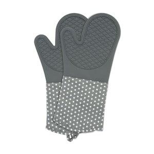 Zestaw 2 silikonowych rękawic kuchennych Wenko Oven